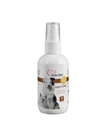 White Spray 100 ml usuwający zażółcenia sierści