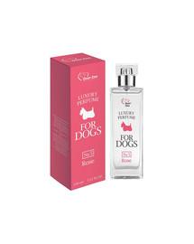 Perfumy dla psa o zapachu róży 100 ml