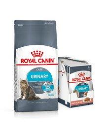 ROYAL CANIN Urinary Care 10 kg + mokra karma Urinary Care 12x85 g