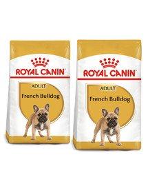 ROYAL CANIN French Bulldog adult 18 kg (2 x 9 kg) karma sucha dla psów dorosłych rasy bulldog francuski
