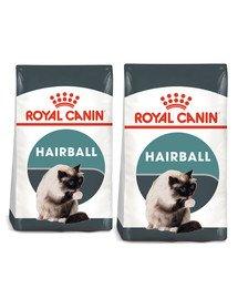 ROYAL CANIN Hairball Care 20 kg (2 x 10 kg) karma sucha dla kotów dorosłych, eliminacja kul włosowych