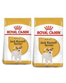 ROYAL CANIN Jack Russell Terrier Adult 15 kg (2 x 7.5 kg) karma sucha dla psów dorosłych rasy jack russel terrier