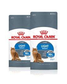 ROYAL CANIN Light Weight Care 20 kg (2 x 10 kg) karma sucha dla kotów dorosłych, utrzymanie prawidłowej masy ciała