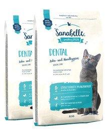 BOSCH Sanabelle dental 20 kg (2 x 10 kg)