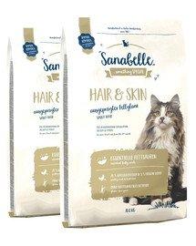 BOSCH Sanabelle hair&skin 20 kg (2 x 10 kg)