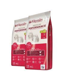 FITMIN Medium performance 30 kg (2 x 15 kg)