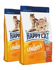HAPPY CAT Fit & Well Adult łosoś 20 kg (2 x 10 kg)