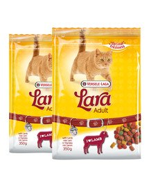 VERSELE-LAGA Karma dla kota Lara Adult lamb z jagnięciną 20 kg (2 x 10 kg)