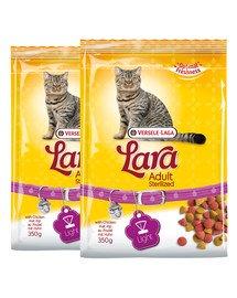 VERSELE-LAGA Lara Adult Sterilized - Karma Dla Kotów Sterylizowanych 20 kg (2 x 10 kg)