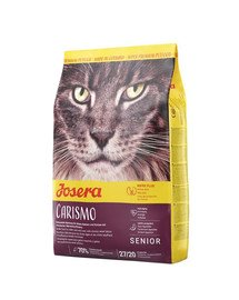 JOSERA Cat Carismo Senior 20 kg (2 x 10 kg)