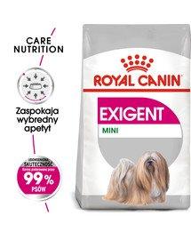 Mini Exigent karma sucha dla psów dorosłych, ras małych, wybrednych 1 kg