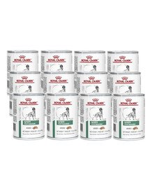 ROYAL CANIN Dog Satiety Weight Management 410g x 12