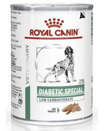 Dog diabetic 410 g