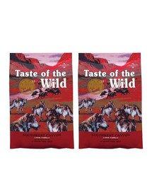 TASTE OF THE WILD Southwest Canyon 24,4kg (2 x 12,2 kg) z dzikiem