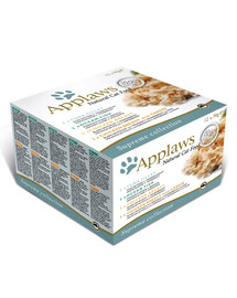 APPLAWS Cat Tin Multipack 48x70g Supreme Collection