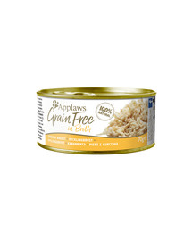 Cat Tin Grain Free 70 g mokra karma dla kota kurczak w sosie