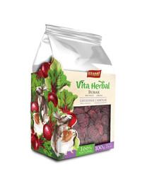 Vita Herbal Burak dla gryzoni i królika 100 g