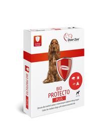 Bio Protecto Plus 60 cm obroża pielęgnacyjno-ochronna dla średnich psów
