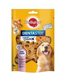 DentaStix Chewy Chunx Maxi Smak kurczaka 68 g dentystyczne przysmaki dla dużego psa