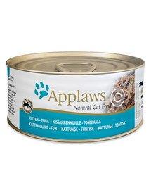 Cat Tin Kitten Tuna 70 g mokra karma dla kota z tuńczykiem