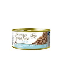Cat Tin Grain Free 70 g mokra karma dla kota tuńczyk w bulionie