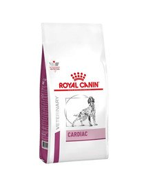 Dog early cardiac 14 kg