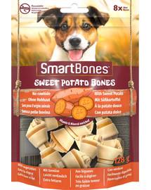 Sweet Potato mini 8 szt. gryzak dla psów ras małych bataty