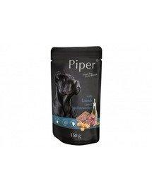 PIPER z jagnięciną, marchewką i brązowym ryżem 150 g mokra karma dla dorosłych psów
