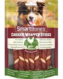 Chicken Wrap Sticks mini 9 szt. gryzak dla psów ras małych kurczak