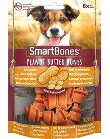 Peanut Butter mini 8 szt. gryzak dla psów ras małych masło orzechowe