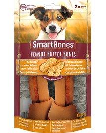 Peanut Butter medium 2 szt. gryzak dla psów ras średnich masło orzechowe