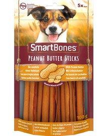 Peanut Butter Sticks 5 szt. gryzak dla psów masło orzechowe