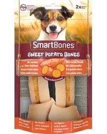 Sweet Potato medium 2 szt. gryzak dla psów ras średnich bataty