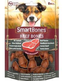 Beef mini 8 szt. gryzak dla psów ras małych wołowina