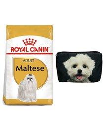 ROYAL CANIN Maltese adult 1.5 kg + Kosmetyczka piórnik materiałowy