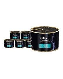 DOLINA NOTECI Premium filet z tuńczyka karma mokra dla kota 12x185 g