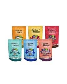 DOLINA NOTECI Superfood mix smaków 12x85 g