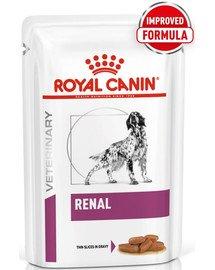 Veterinary Diet Canine Renal 100gx12 mokra karma dla psów z przewlekłą niewydolnością nerek