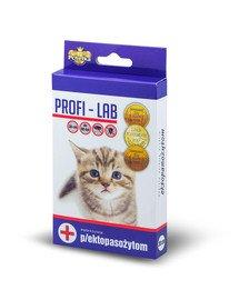 Obroża Profi-Lab dla kota 30 cm