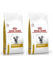ROYAL CANIN Cat Urinary S/O LP34 2x9 kg sucha karma dla dorosłych kotów ze schorzeniami dolnych dróg moczowych