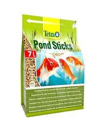 Pond Sticks 7 l podstawowy pokarm dla ryb w oczkach wodnych