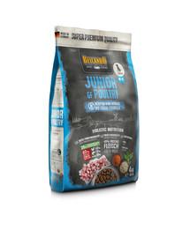 Finest Grain Free Junior Poultry M-XL 4 kg sucha karma dla szczeniąt ras średnich i dużych