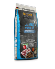 Finest Grain Free Junior Poultry M-XL 12.5 kg sucha karma dla szczeniąt ras średnich i dużych