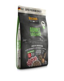 Adult Light M-XL 4 kg sucha karma dla psów mało aktywnych