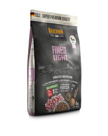 Finest Light XS-M 4 kg sucha karma dla psów małych i średnich ras z nadwagą