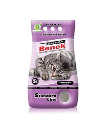 BENEK Super Standard lawenda 5 l x 2 (10 l)