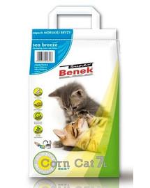 BENEK Super Corn Cat morska bryza 25 l x 2 (50 l)