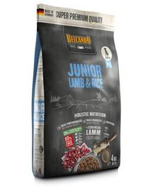 Junior Lamb & Rice M-L 4 kg jagnięcina i ryż - sucha karma dla psów od 4 miesiąca życia, rasy średnie i duże
