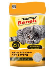 BENEK Super Standard naturalny 25 l x 2 (50 l)