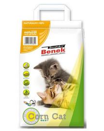 BENEK Super Corn Cat naturalny 14 l x 2 (28 l)